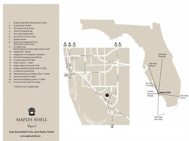 Naples Majors 1 map